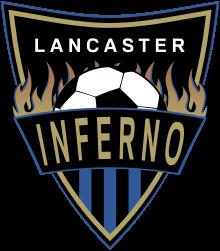 Lancaster inferno wpsl logo